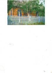 Дом в деревне с земельным участком