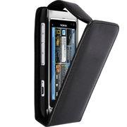 Продаю кожаные флип-чехлы для сотового телефона Nokia N8