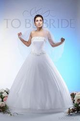 Продам свадебное платье фирмы TO BE BRIDE